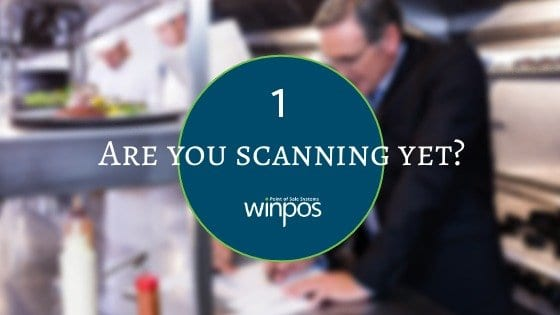 are you scanning pos