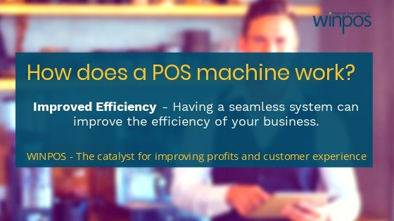 POS Machine efficiency
