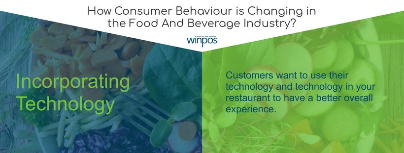 consumer behaviours are seeking technology