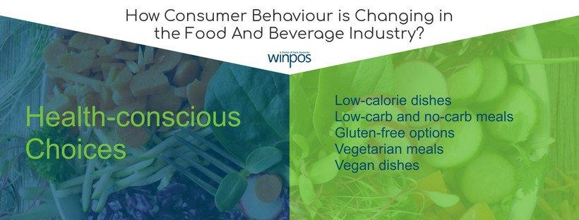 consumers want health conscious choice