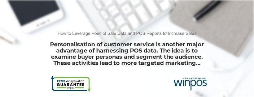 using customer data pos